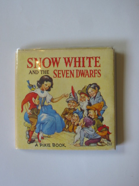 Photo of SNOW WHITE AND THE SEVEN DWARFS illustrated by Cloke, Rene published by Collins (STOCK CODE: 1302629)  for sale by Stella & Rose's Books