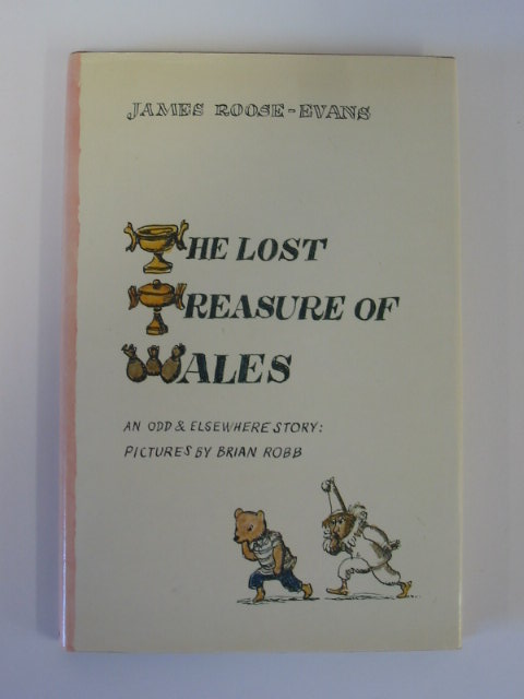 Photo of THE LOST TREASURE OF WALES written by Roose-Evans, James illustrated by Robb, Brian published by Andre Deutsch (STOCK CODE: 1303149)  for sale by Stella & Rose's Books