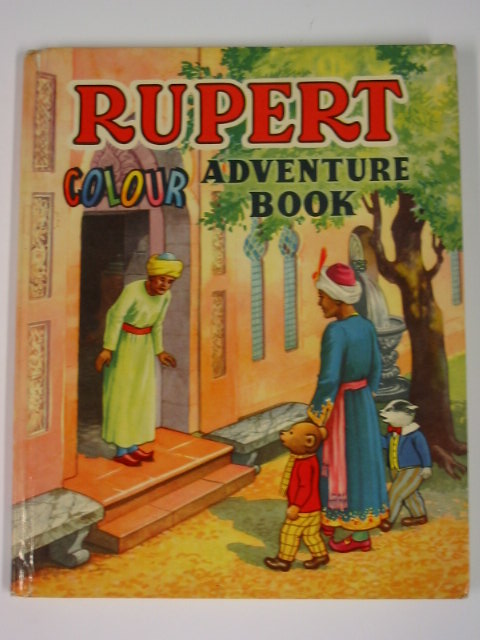 Photo of RUPERT COLOUR ADVENTURE BOOK published by L.T.A. Robinson Ltd. (STOCK CODE: 1303301)  for sale by Stella & Rose's Books