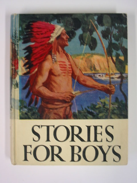 Photo of STORIES FOR BOYS- Stock Number: 1303304