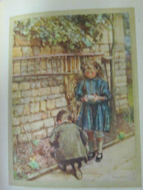 Photo of A BOOK OF CHILDREN'S VERSE written by Quiller-Couch, Mabel Quiller-Couch, Lilian illustrated by Gray, M. Etheldreda published by Oxford University Press (STOCK CODE: 1303561)  for sale by Stella & Rose's Books