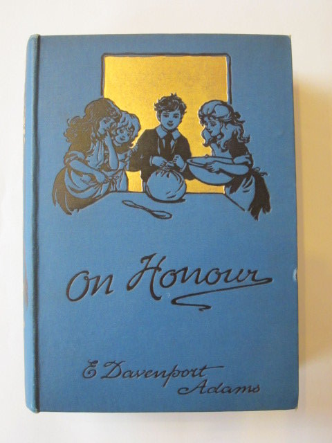 Photo of ON HONOUR written by Adams, Ellinor Davenport published by Thomas Nelson & Sons (STOCK CODE: 1303861)  for sale by Stella & Rose's Books