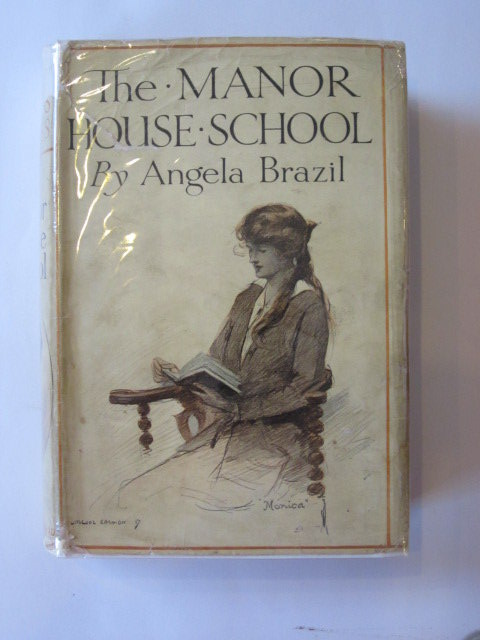 Photo of THE MANOR HOUSE SCHOOL written by Brazil, Angela illustrated by Moorsom, F.G. published by Blackie & Son Ltd. (STOCK CODE: 1303911)  for sale by Stella & Rose's Books