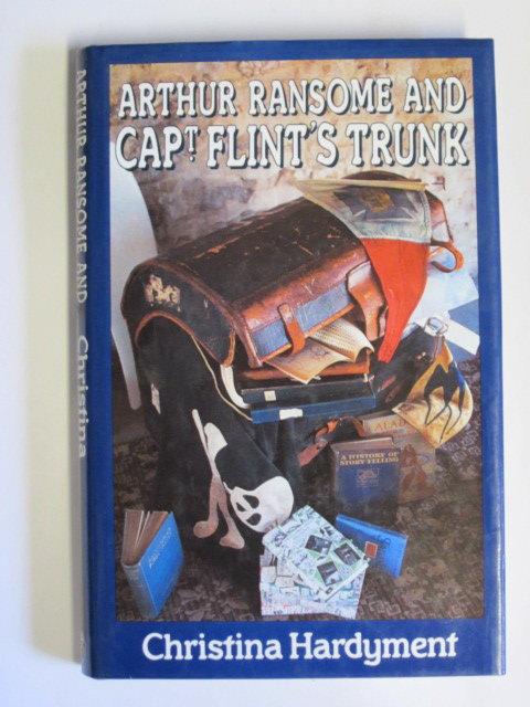 Photo of ARTHUR RANSOME AND CAPTAIN FLINT'S TRUNK written by Hardyment, Christina published by Jonathan Cape (STOCK CODE: 1304165)  for sale by Stella & Rose's Books