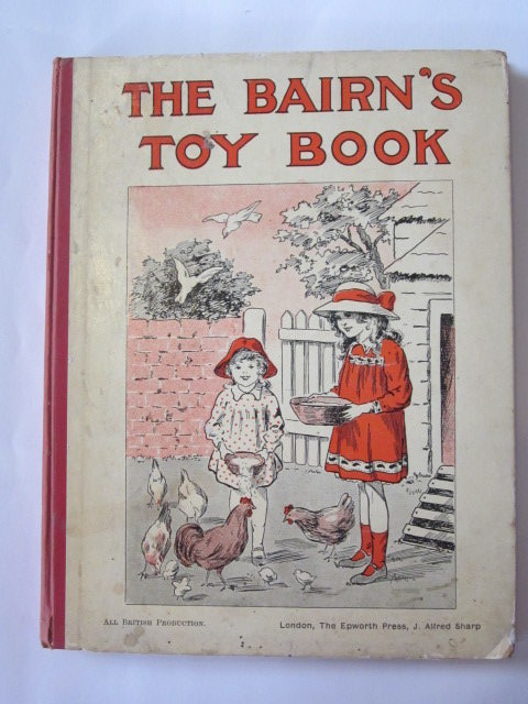 Photo of THE BAIRN'S TOY BOOK- Stock Number: 1304630