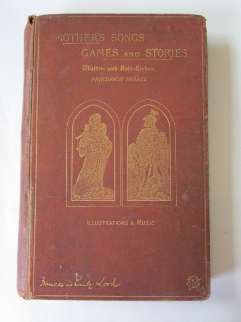 Photo of MOTHER'S SONGS, GAMES AND STORIES written by Lord, Frances Lord, Emily published by William Rice (STOCK CODE: 1304893)  for sale by Stella & Rose's Books