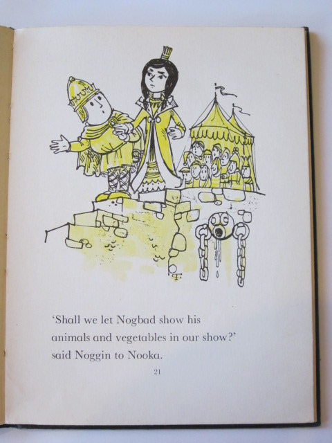 Photo of NOGBAD COMES BACK! written by Postgate, Oliver illustrated by Firmin, Peter published by Edmund Ward Ltd. (STOCK CODE: 1304970)  for sale by Stella & Rose's Books