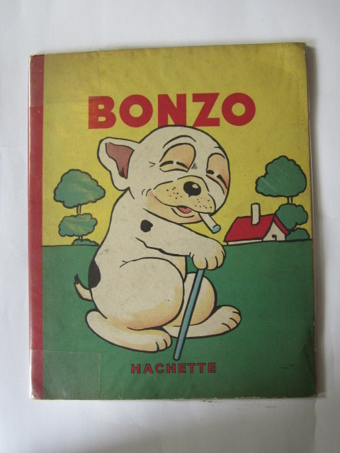Photo of BONZO written by Studdy, G.E. illustrated by Studdy, G.E. published by Hachette (STOCK CODE: 1305095)  for sale by Stella & Rose's Books