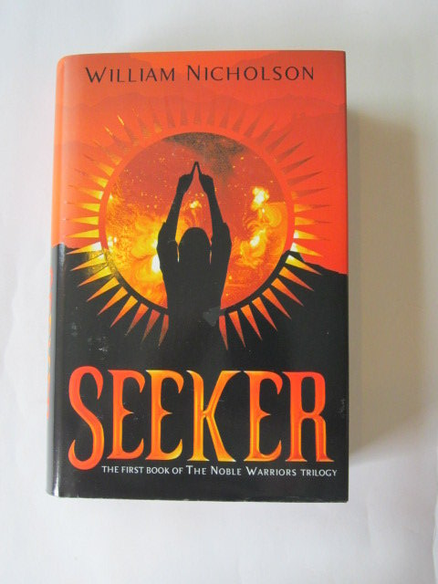 Photo of SEEKER written by Nicholson, William published by Egmont Uk Limited (STOCK CODE: 1305169)  for sale by Stella & Rose's Books