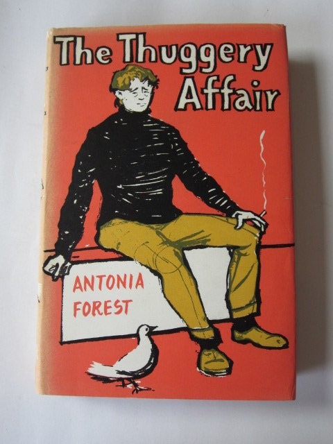 Photo of THE THUGGERY AFFAIR written by Forest, Antonia published by Faber & Faber (STOCK CODE: 1305255)  for sale by Stella & Rose's Books