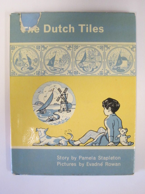 Photo of THE DUTCH TILES written by Stapleton, Pamela illustrated by Rowan, Evadne published by Frederick Warne & Co Ltd. (STOCK CODE: 1305302)  for sale by Stella & Rose's Books