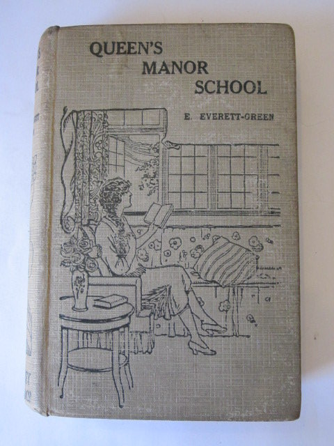 Photo of QUEEN'S MANOR SCHOOL written by Everett-Green, Evelyn published by Stanley Paul & Co (STOCK CODE: 1305543)  for sale by Stella & Rose's Books