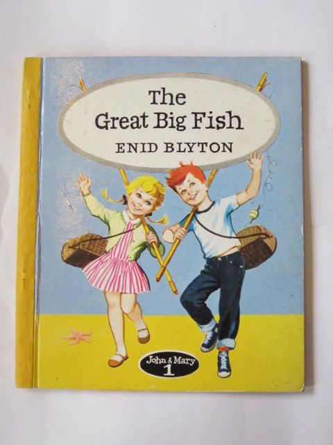 Photo of THE GREAT BIG FISH written by Blyton, Enid published by Brockhampton Press (STOCK CODE: 1306764)  for sale by Stella & Rose's Books