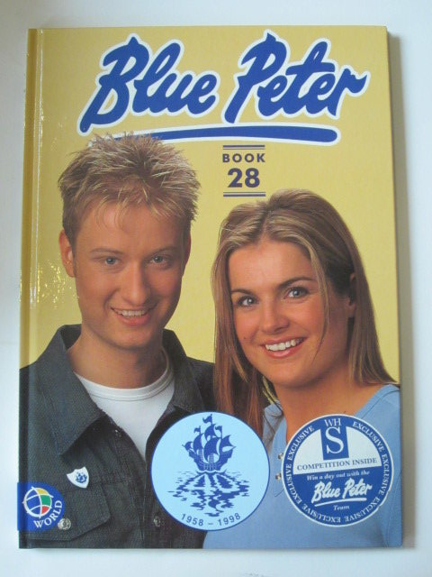 Photo of BLUE PETER ANNUAL No. 28 written by Macfarlane, Oliver Comerford, John published by World International (STOCK CODE: 1306931)  for sale by Stella & Rose's Books