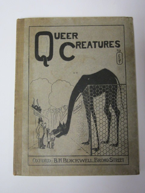 Photo of QUEER CREATURES- Stock Number: 1307031