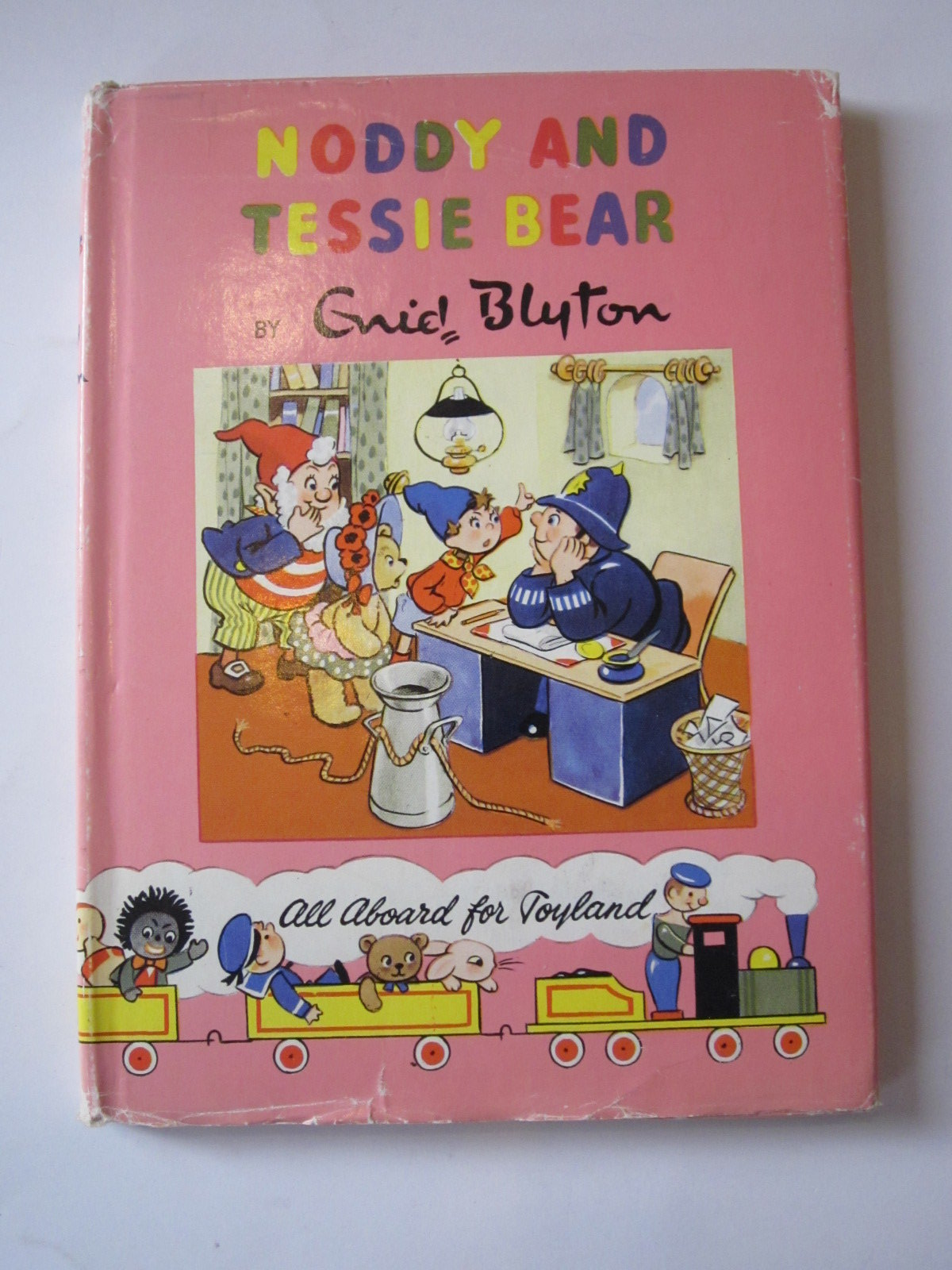 Photo of NODDY AND TESSIE BEAR- Stock Number: 1307642