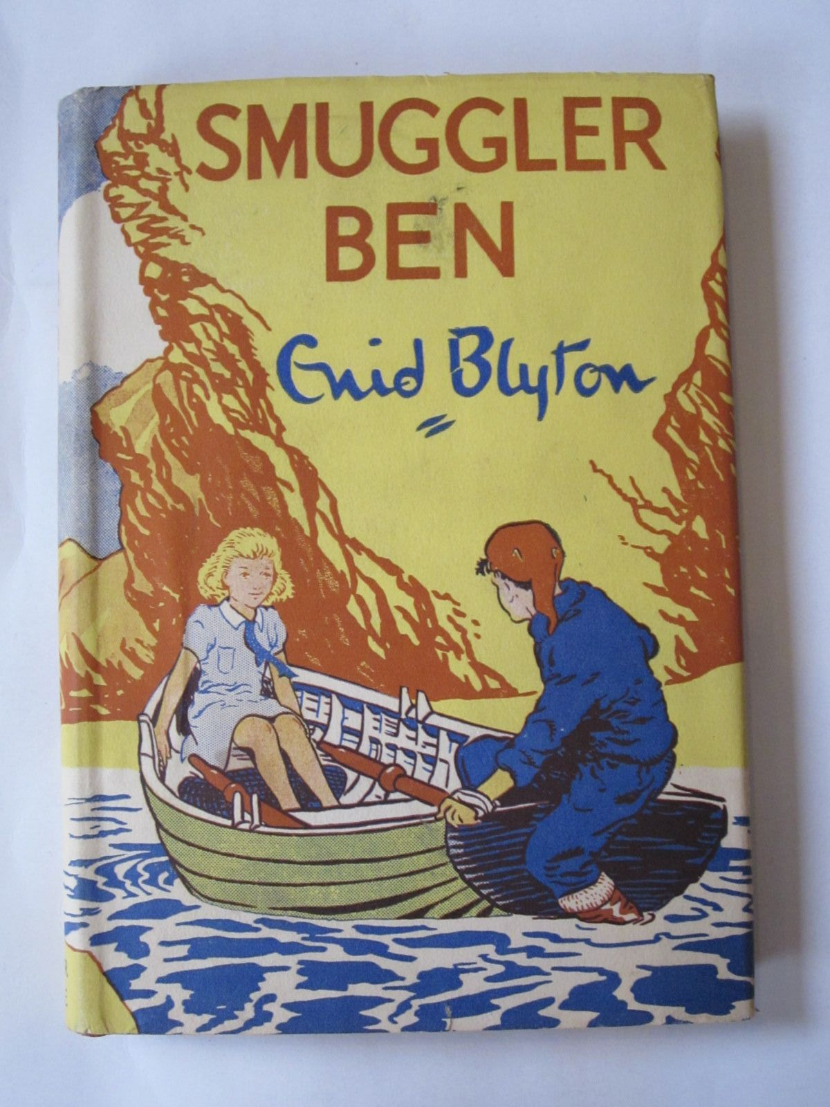 Photo of SMUGGLER BEN written by Blyton, Enid illustrated by Backhouse, G.W. published by Werner Laurie (STOCK CODE: 1308419)  for sale by Stella & Rose's Books