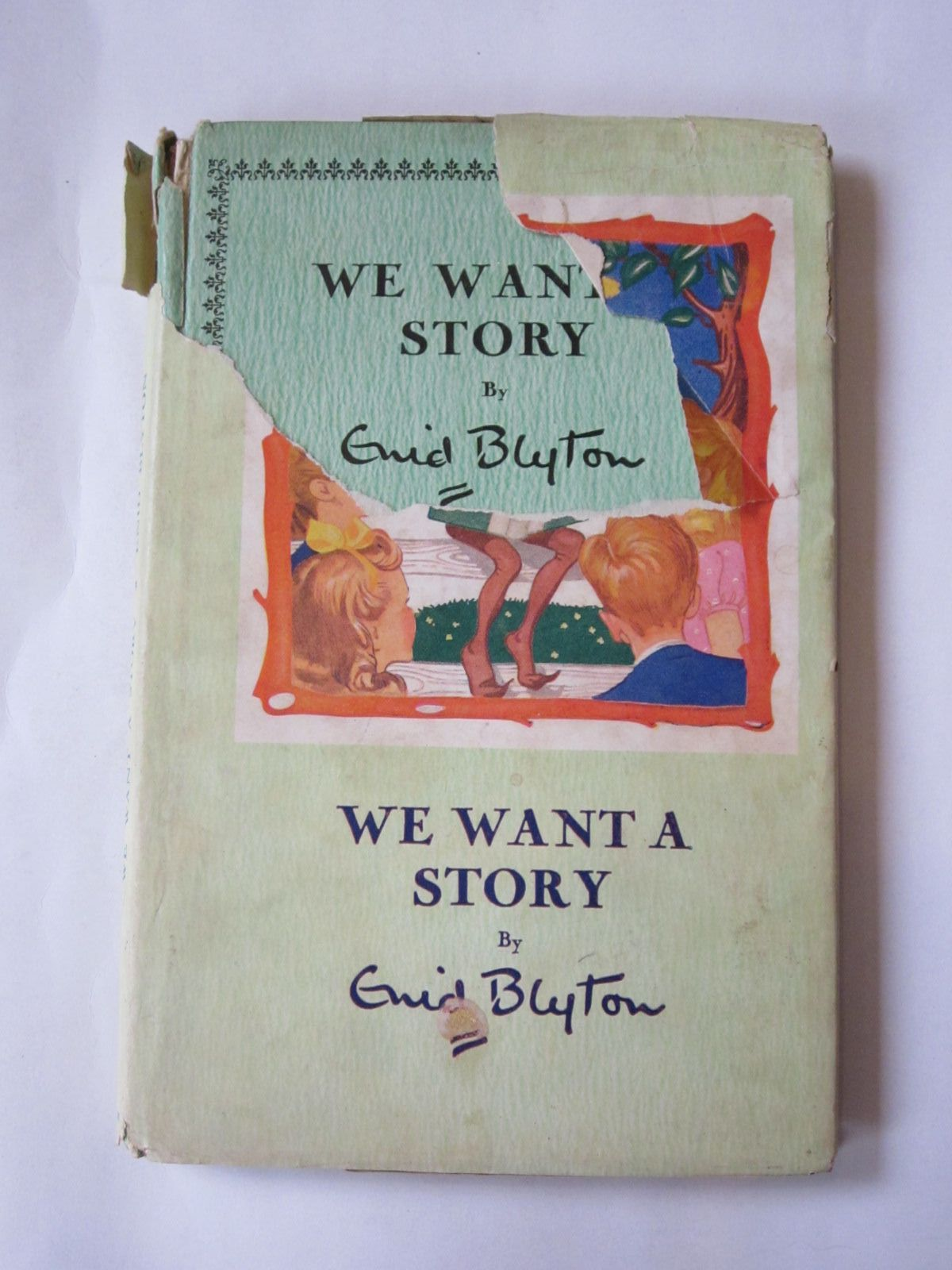 Photo of WE WANT A STORY- Stock Number: 1308421