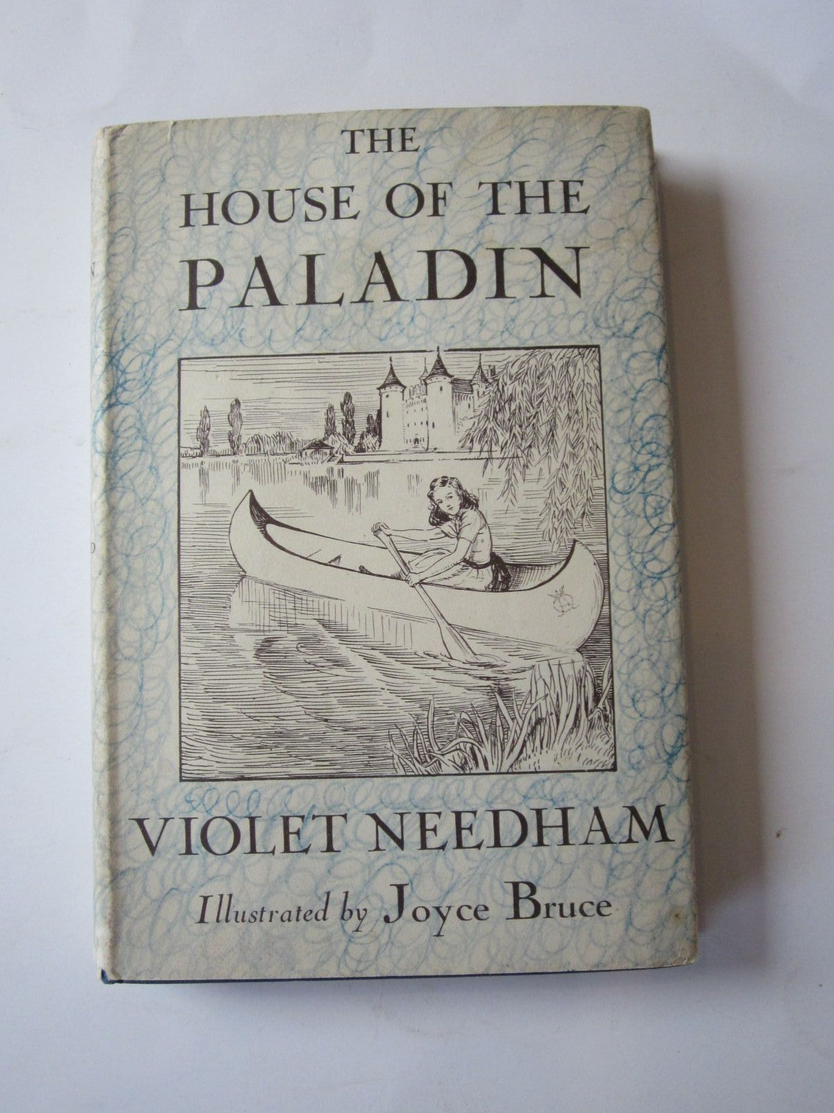 Photo of THE HOUSE OF THE PALADIN written by Needham, Violet illustrated by Bruce, Joyce published by Collins (STOCK CODE: 1308464)  for sale by Stella & Rose's Books