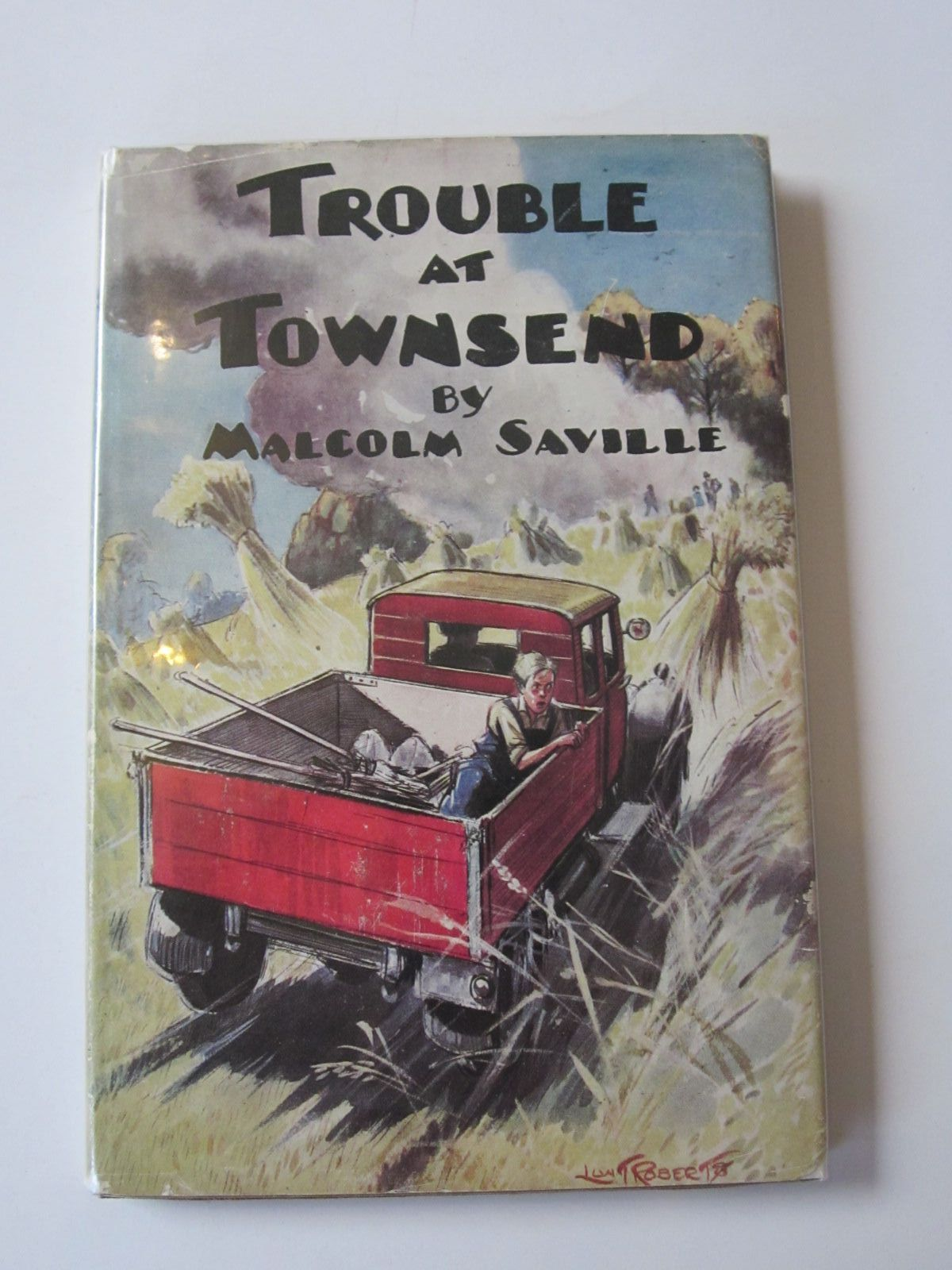 Photo of TROUBLE AT TOWNSEND- Stock Number: 1308471