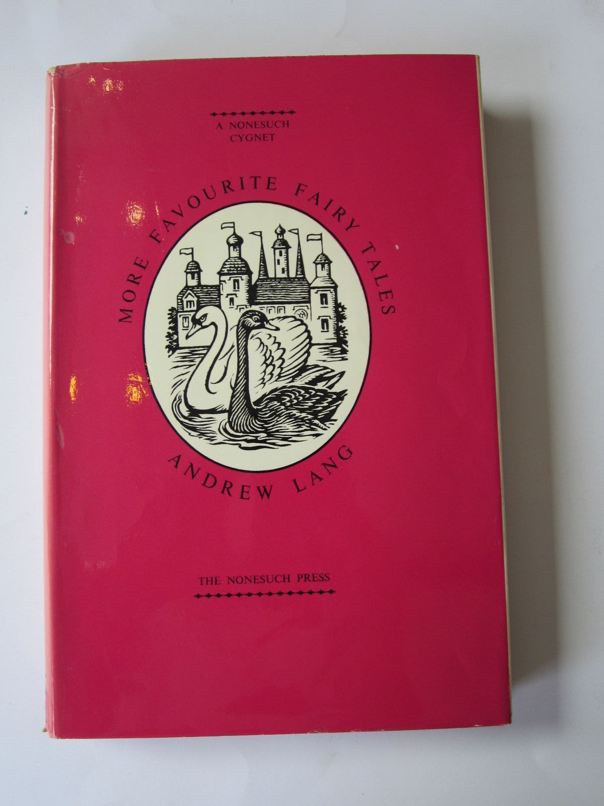 Photo of MORE FAVOURITE FAIRY TALES written by Lang, Andrew illustrated by Gill, Margery published by The Nonesuch Press (STOCK CODE: 1308700)  for sale by Stella & Rose's Books