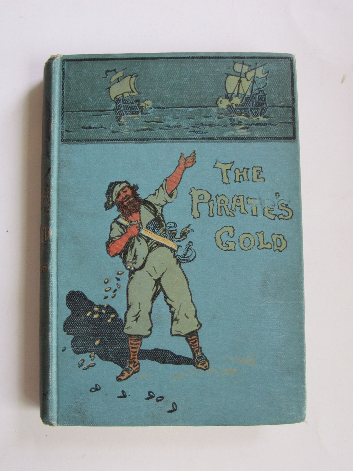 Photo of THE PIRATE'S GOLD written by Stables, Gordon published by Thomas Nelson & Sons (STOCK CODE: 1309033)  for sale by Stella & Rose's Books
