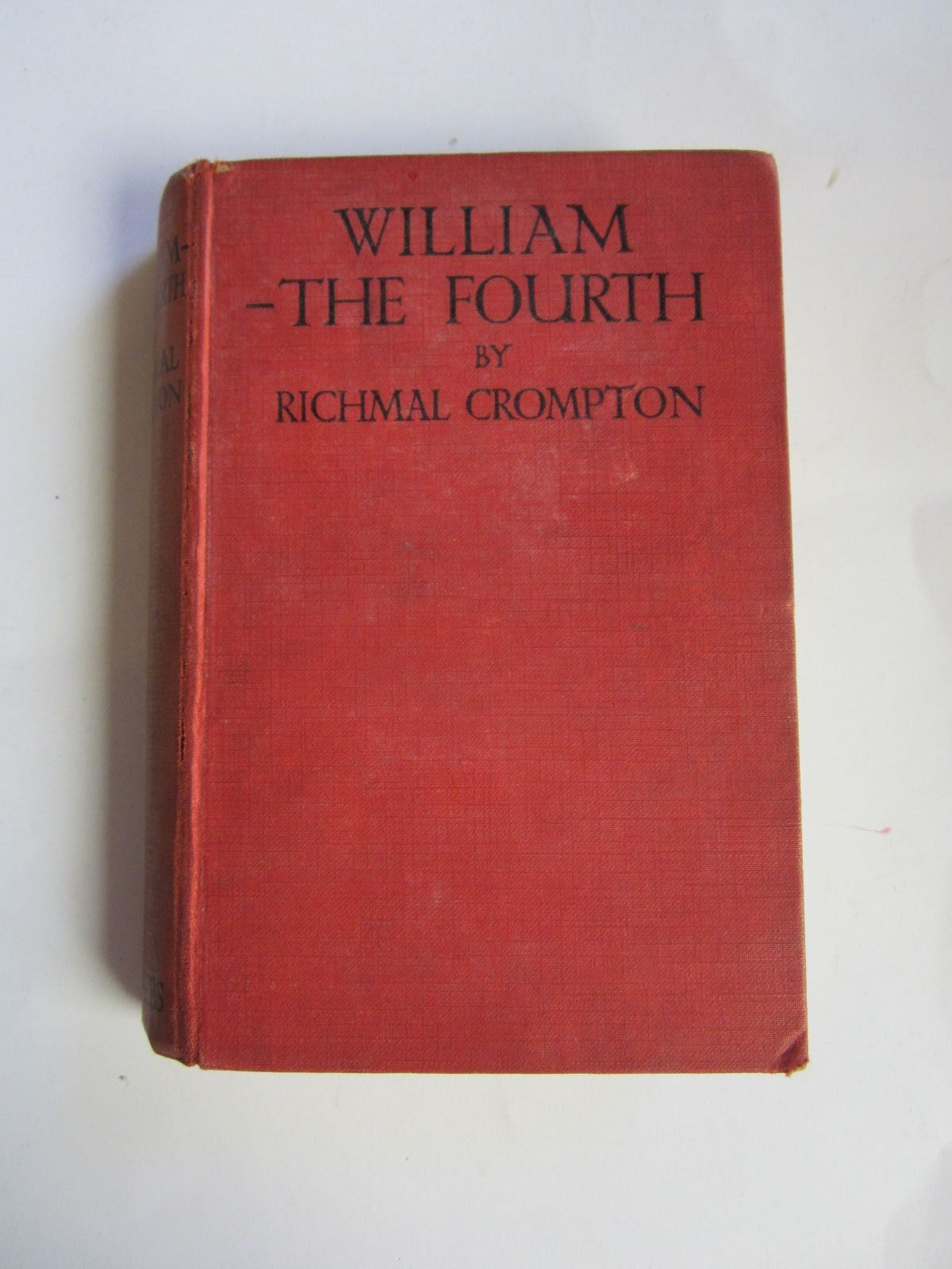 Photo of WILLIAM THE FOURTH written by Crompton, Richmal illustrated by Henry, Thomas published by George Newnes Limited (STOCK CODE: 1309088)  for sale by Stella & Rose's Books