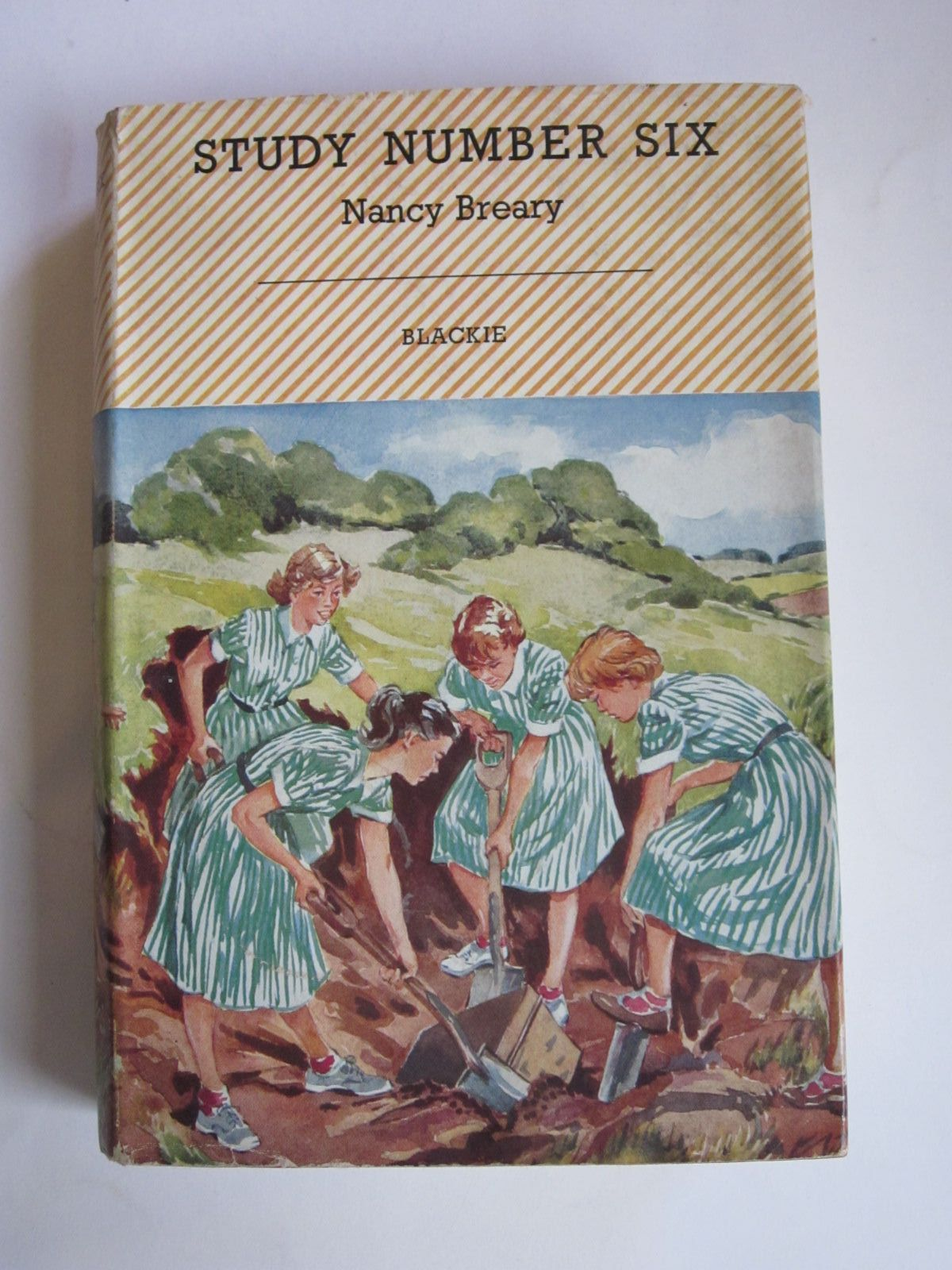 Photo of STUDY NUMBER SIX written by Breary, Nancy illustrated by Ladler, Betty published by Blackie & Son Ltd. (STOCK CODE: 1309181)  for sale by Stella & Rose's Books