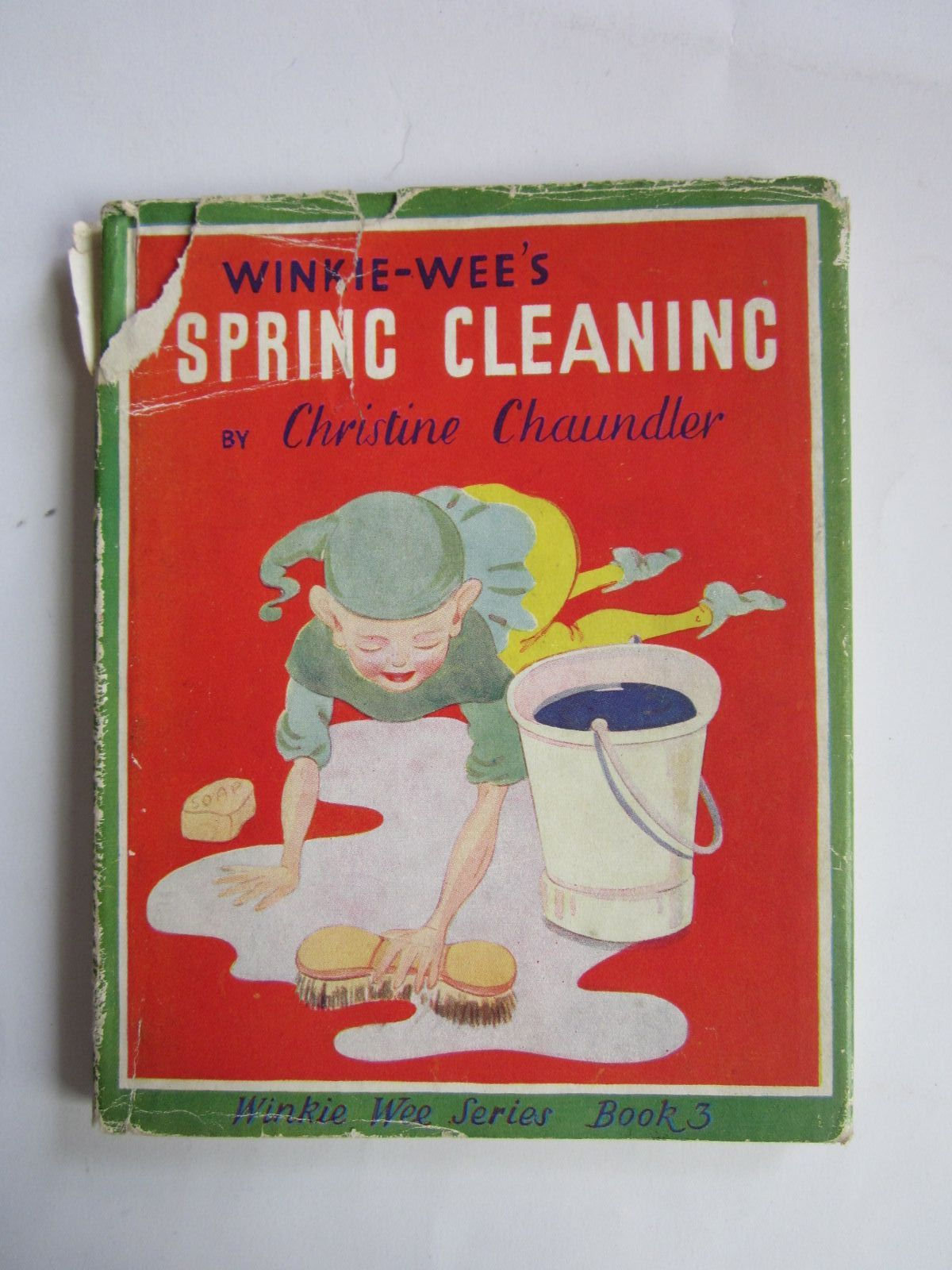 Photo of WINKIE-WEE'S SPRING CLEANING- Stock Number: 1309228