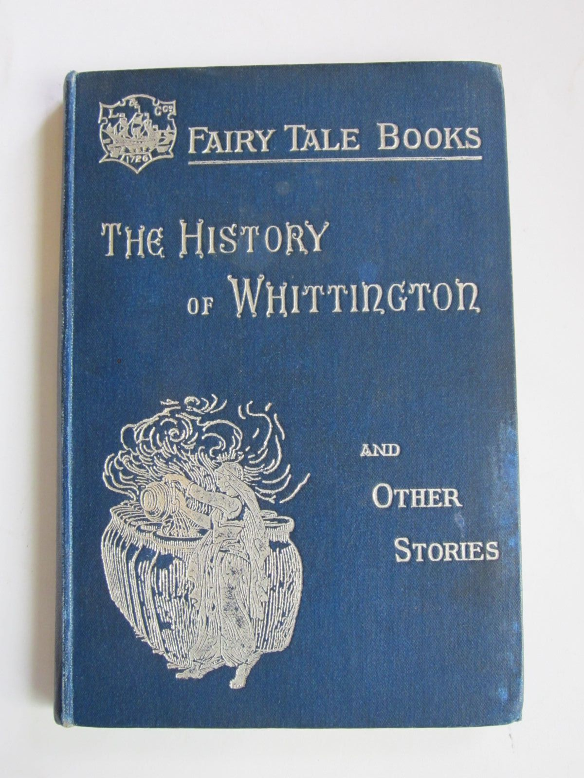 Photo of THE HISTORY OF WHITTINGTON AND OTHER STORIES written by Lang, Andrew illustrated by Ford, H.J.