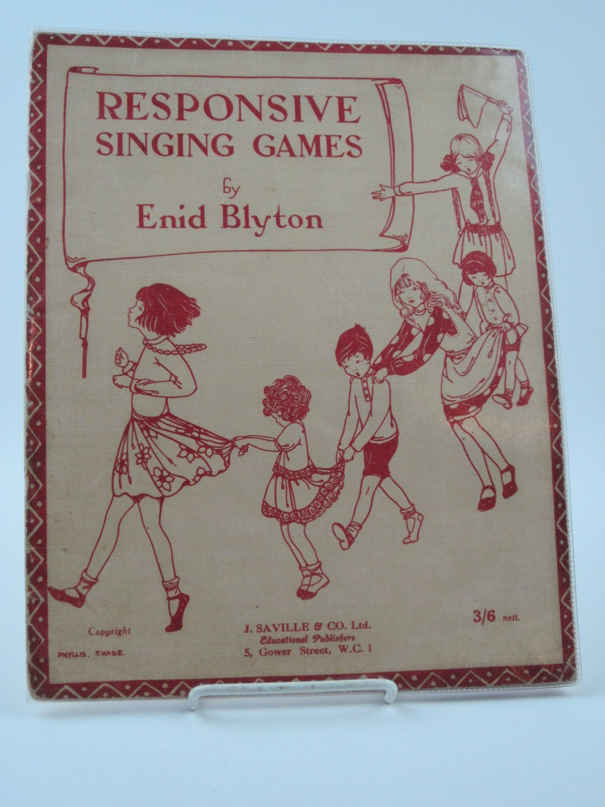 Photo of RESPONSIVE SINGING GAMES- Stock Number: 1309488
