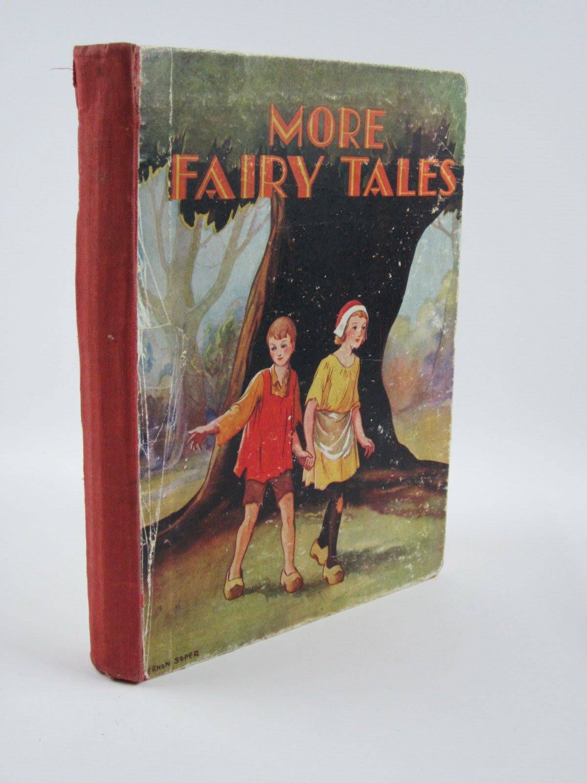 Photo of MORE FAIRY TALES written by Bruce, Marjory illustrated by Fry, Nora<br />Appleton, Honor C. published by George G. Harrap &amp; Co. Ltd. (STOCK CODE: 1309707)  for sale by Stella & Rose's Books