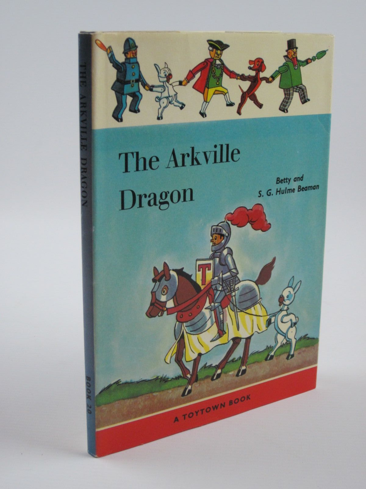 Photo of THE ARKVILLE DRAGON- Stock Number: 1310207