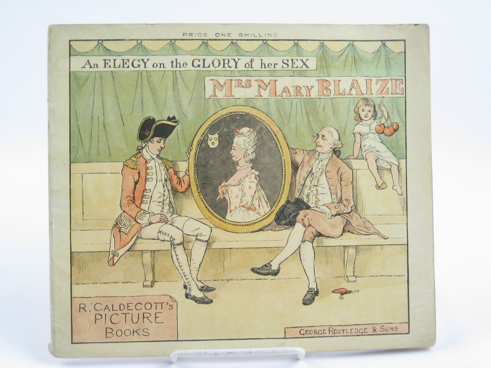 Photo of AN ELEGY ON THE GLORY OF HER SEX MRS. MARY BLAIZE- Stock Number: 1310234
