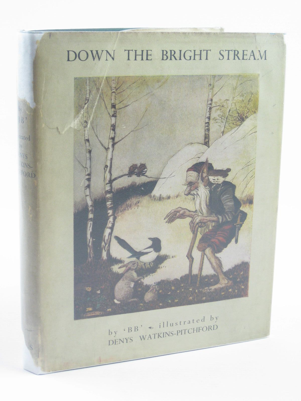 Photo of DOWN THE BRIGHT STREAM- Stock Number: 1310253