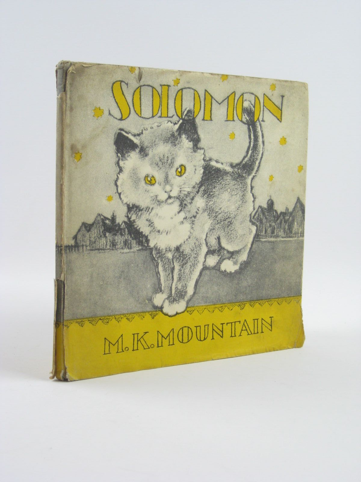 Photo of SOLOMON written by Mountain, M.K. illustrated by Mountain, M.K. published by Oxford University Press (STOCK CODE: 1310288)  for sale by Stella & Rose's Books