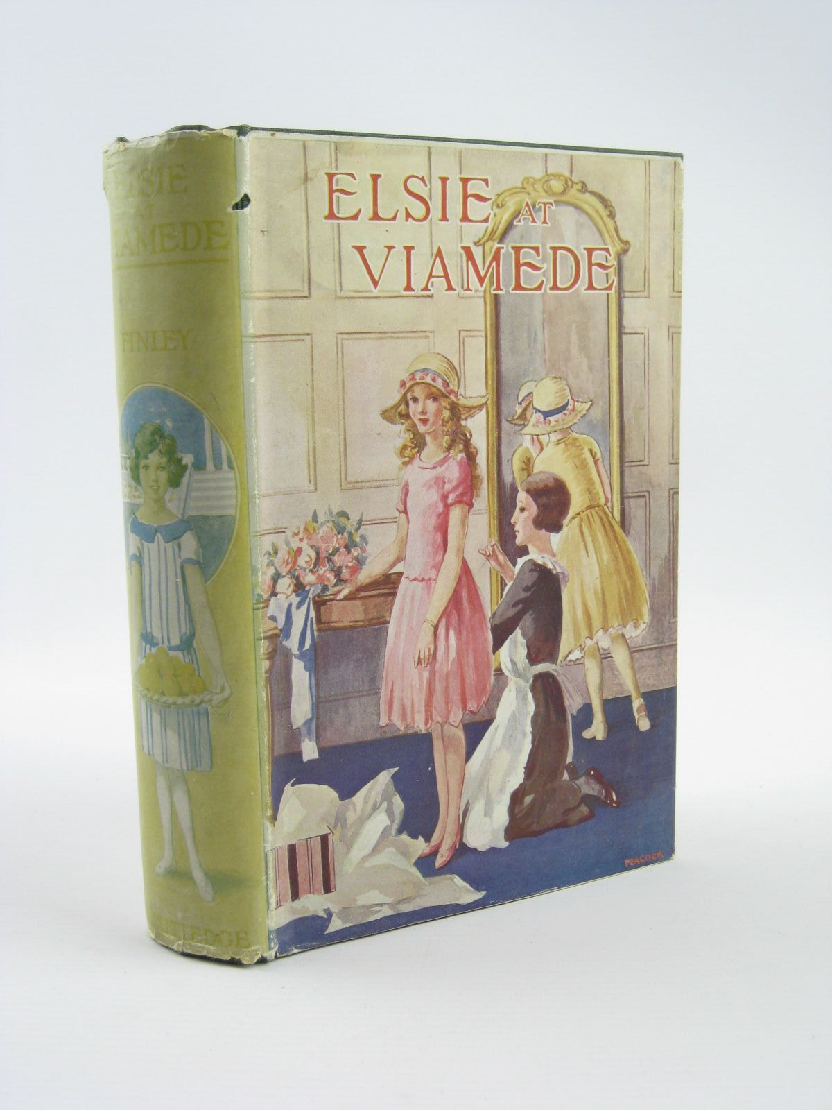 Photo of ELSIE AT VIAMEDE written by Finley, Martha published by George Routledge & Sons Ltd. (STOCK CODE: 1310430)  for sale by Stella & Rose's Books