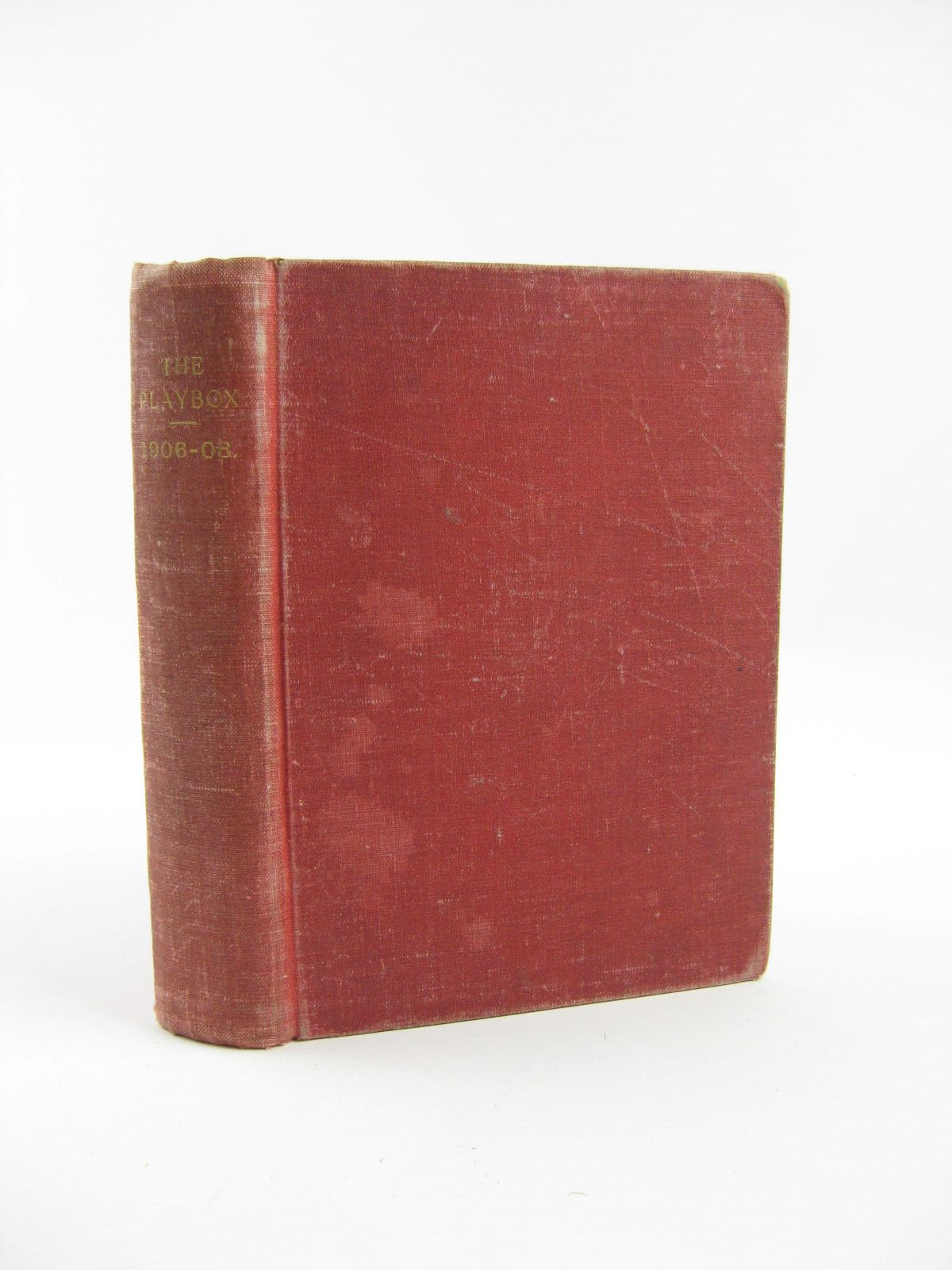Photo of PLAYBOX 1906-1908 illustrated by Wain, Louis Attwell, Mabel Lucie Folkard, Charles et al.,  (STOCK CODE: 1310494)  for sale by Stella & Rose's Books