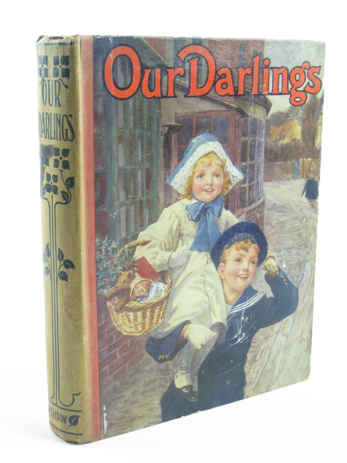 Photo of OUR DARLINGS written by Branthwaite, Esther McLaren, Duncan Anstey, F. et al,  illustrated by Aris, Ernest A. Wain, Louis et al.,  published by John F. Shaw & Co Ltd. (STOCK CODE: 1310566)  for sale by Stella & Rose's Books
