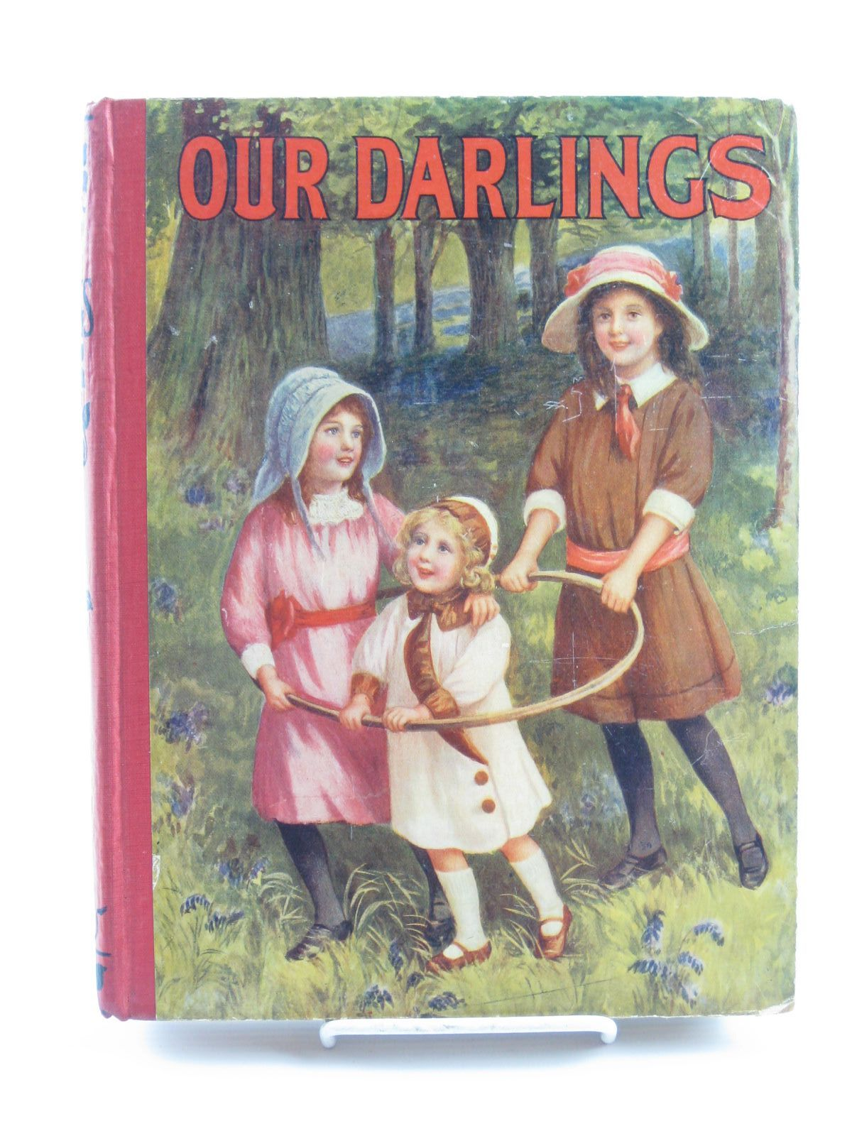 Photo of OUR DARLINGS written by Corbett, Mrs. George<br />et al,  illustrated by Aris, Ernest A.<br />Wain, Louis<br />et al.,  published by John F. Shaw &amp; Co Ltd. (STOCK CODE: 1310567)  for sale by Stella & Rose's Books