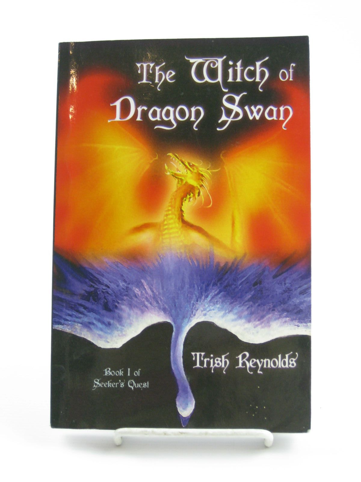 Photo of THE WITCH OF DRAGON SWAN- Stock Number: 1310681