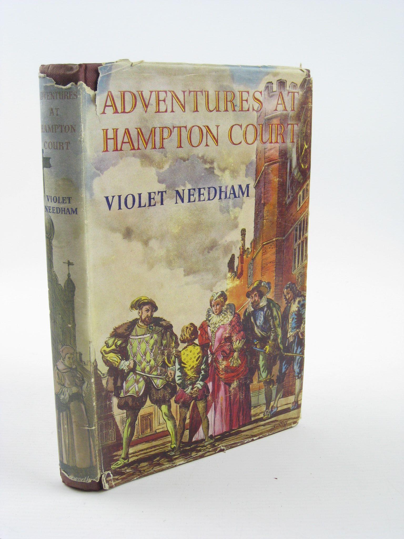 Photo of ADVENTURES AT HAMPTON COURT- Stock Number: 1310873