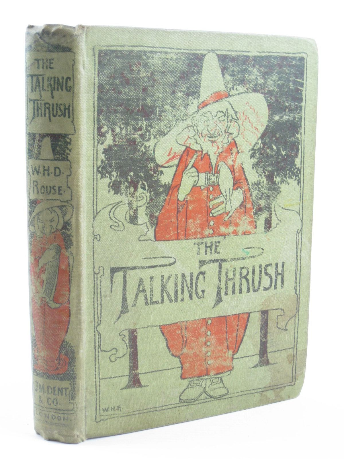 Photo of THE TALKING THRUSH AND OTHER TALES FROM INDIA- Stock Number: 1310971