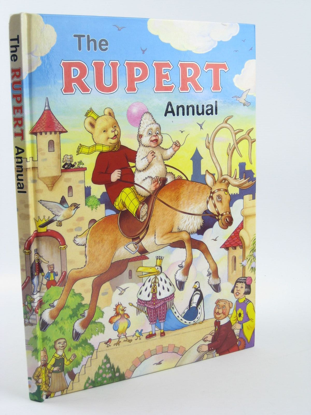 Photo of RUPERT ANNUAL 2006 written by Henderson, Jim illustrated by Harrold, John published by Express Newspapers Ltd. (STOCK CODE: 1311011)  for sale by Stella & Rose's Books