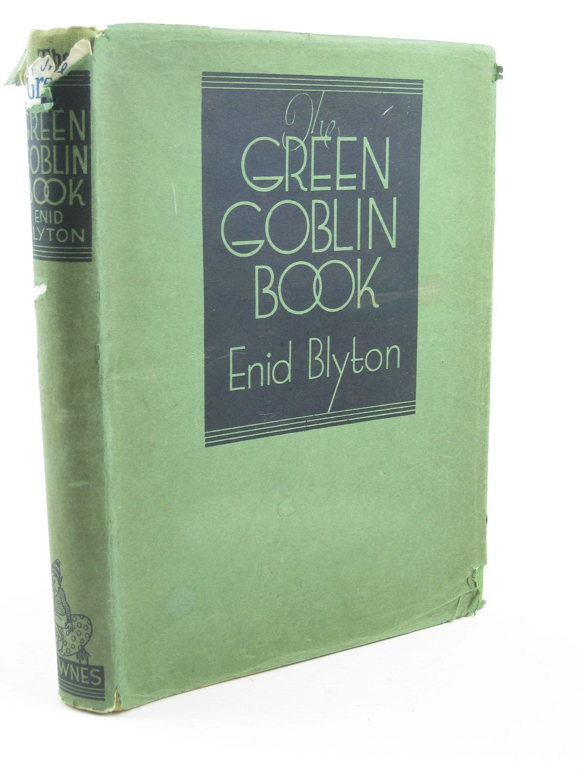 Photo of THE GREEN GOBLIN BOOK- Stock Number: 1311038