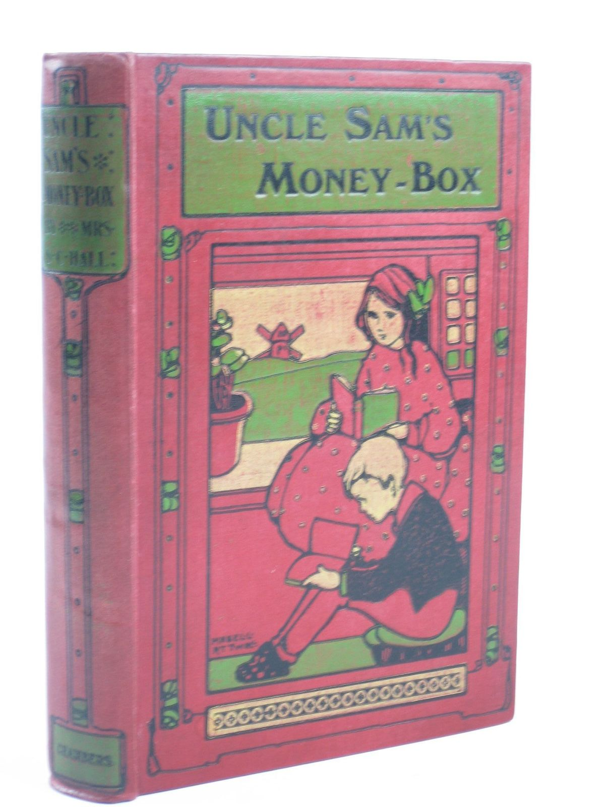 Photo of UNCLE SAM'S MONEY-BOX- Stock Number: 1311040