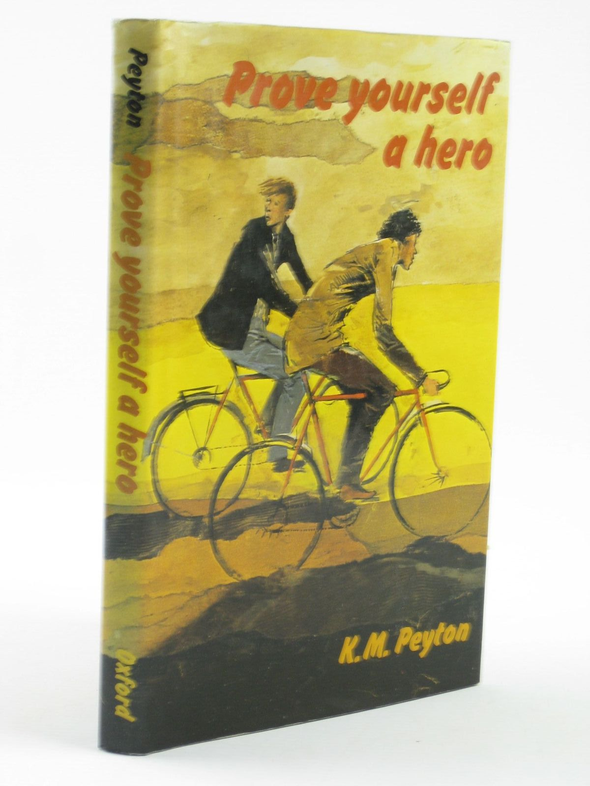 Photo of PROVE YOURSELF A HERO written by Peyton, K.M. published by Oxford University Press (STOCK CODE: 1311153)  for sale by Stella & Rose's Books