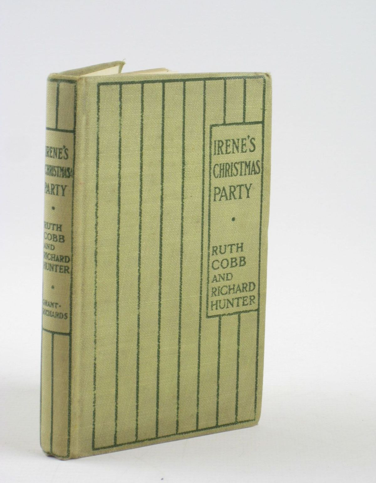 Photo of IRENE'S CHRISTMAS PARTY written by Hunter, Richard illustrated by Cobb, Ruth published by Grant Richards (STOCK CODE: 1311179)  for sale by Stella & Rose's Books