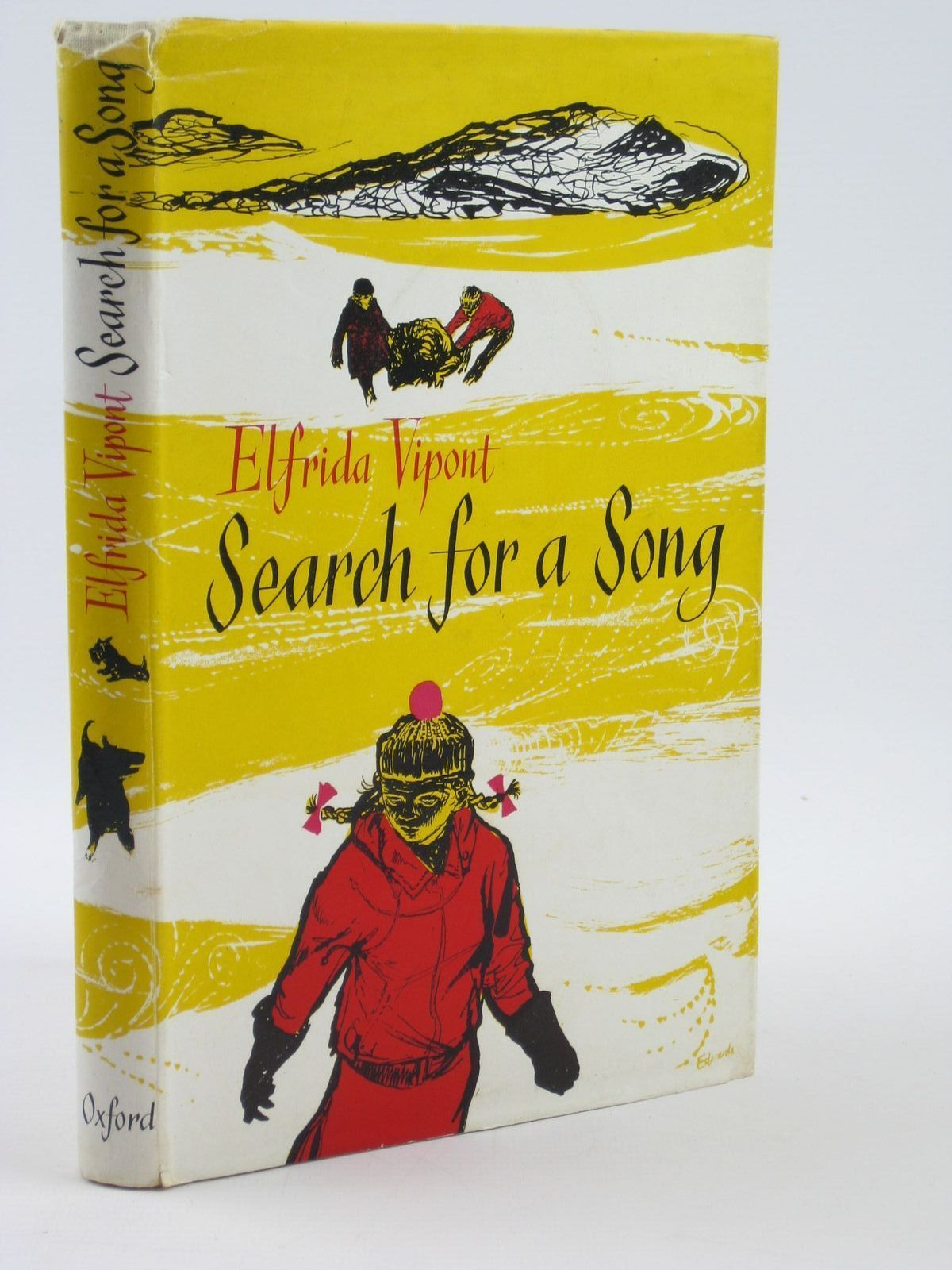Photo of SEARCH FOR A SONG written by Vipont, Elfrida illustrated by Edwards, Peter published by Oxford University Press (STOCK CODE: 1311185)  for sale by Stella & Rose's Books