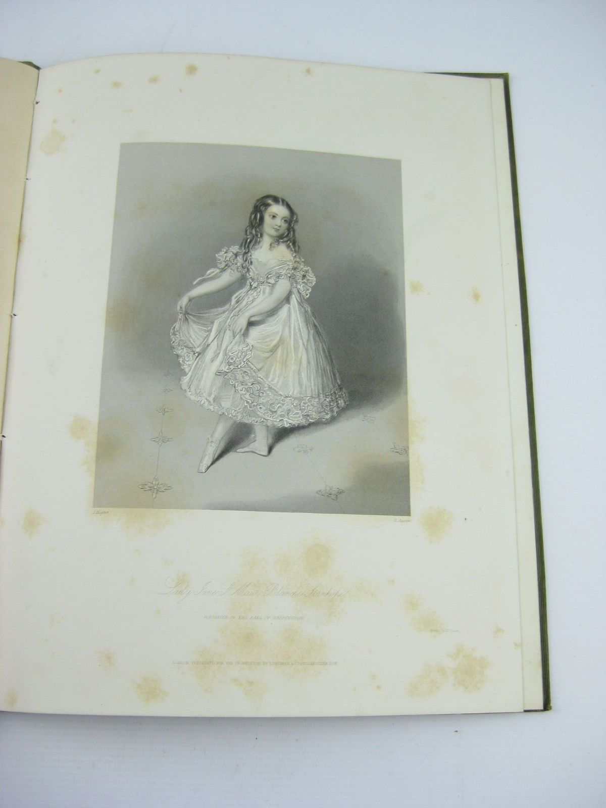 Photo of PORTRAITS OF THE CHILDREN OF THE NOBILITY written by Fairlie, Mrs